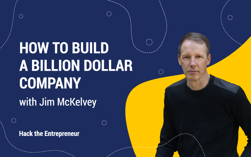 Jim McKelvey Interview: How to Build a Billion Dollar Company