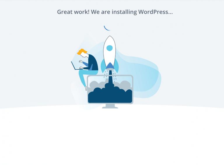 Bluehost WordPress Auto-Install