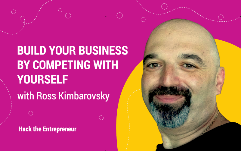 Ross Kimbarovsky interview