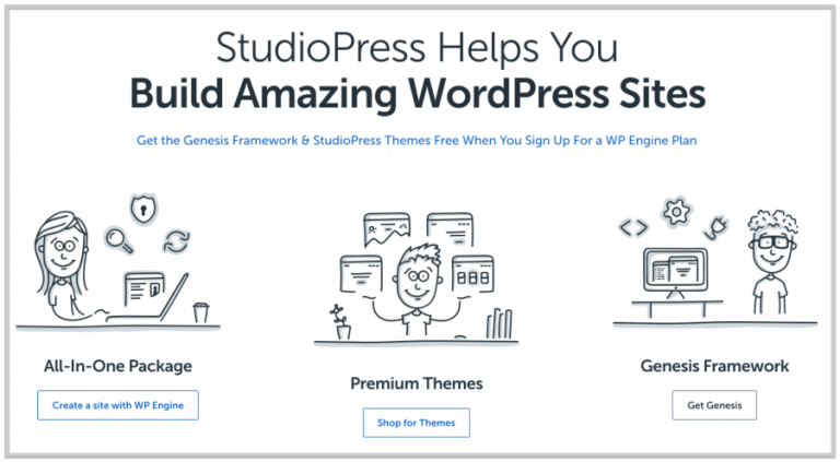 studiopress best wordpress theme